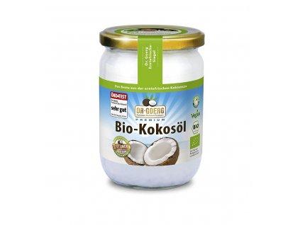 Premium BIO Panenský kokosový olej - DR. GOERG (Balení (ml) 1000 ml)