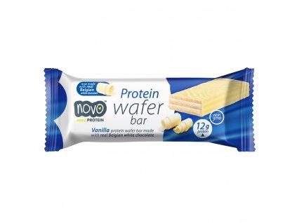 Protein Wafer 38 g - NOVO (Balení (g) 40 g, Příchuť jahoda & smetana)