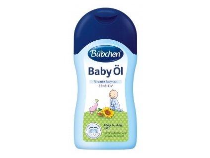 843654 bubchen ochranny olejicek sensitiv 200 ml