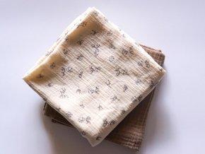 Sada plen/cotton + beige