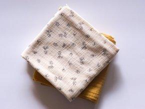 Sada plen/cotton+ochre