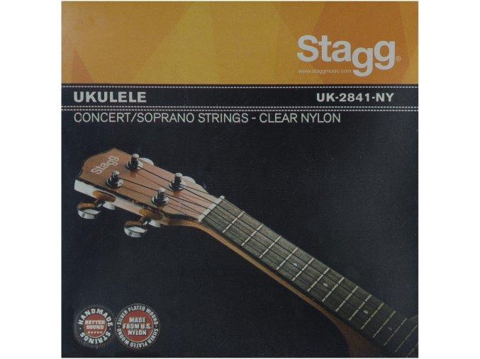 Stagg UK-2841-NY, sada strun pro ukulele