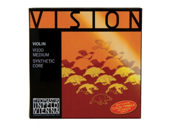 STRUNY PRO HOUSLE VISION SYNTHETIC CORE