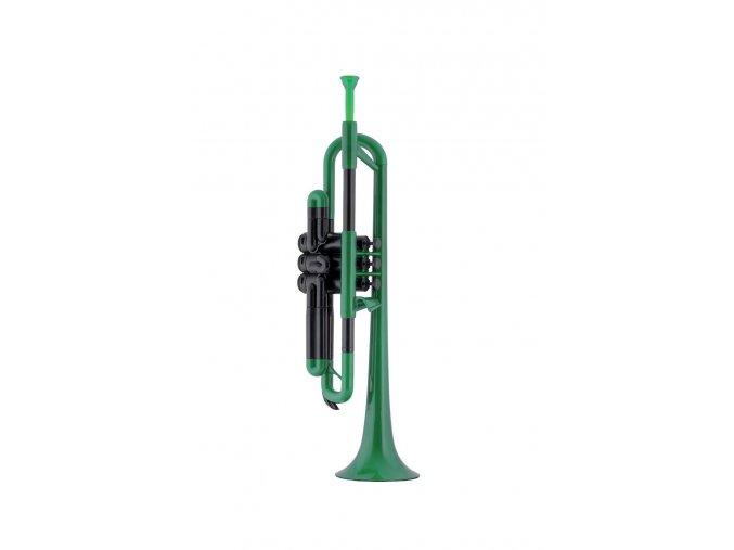 Trubka Bb plastová - zelená