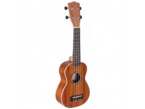 Stagg US-30, sopránové ukulele, přírodní
