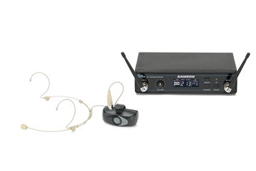 Samson ATX - bezdrátové sety s nejmenším vysílačem za opasek na světě
