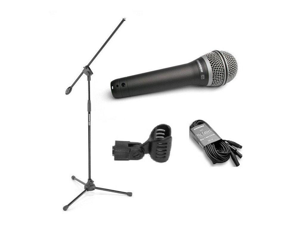 Q7VP - mikrofonní komplet
