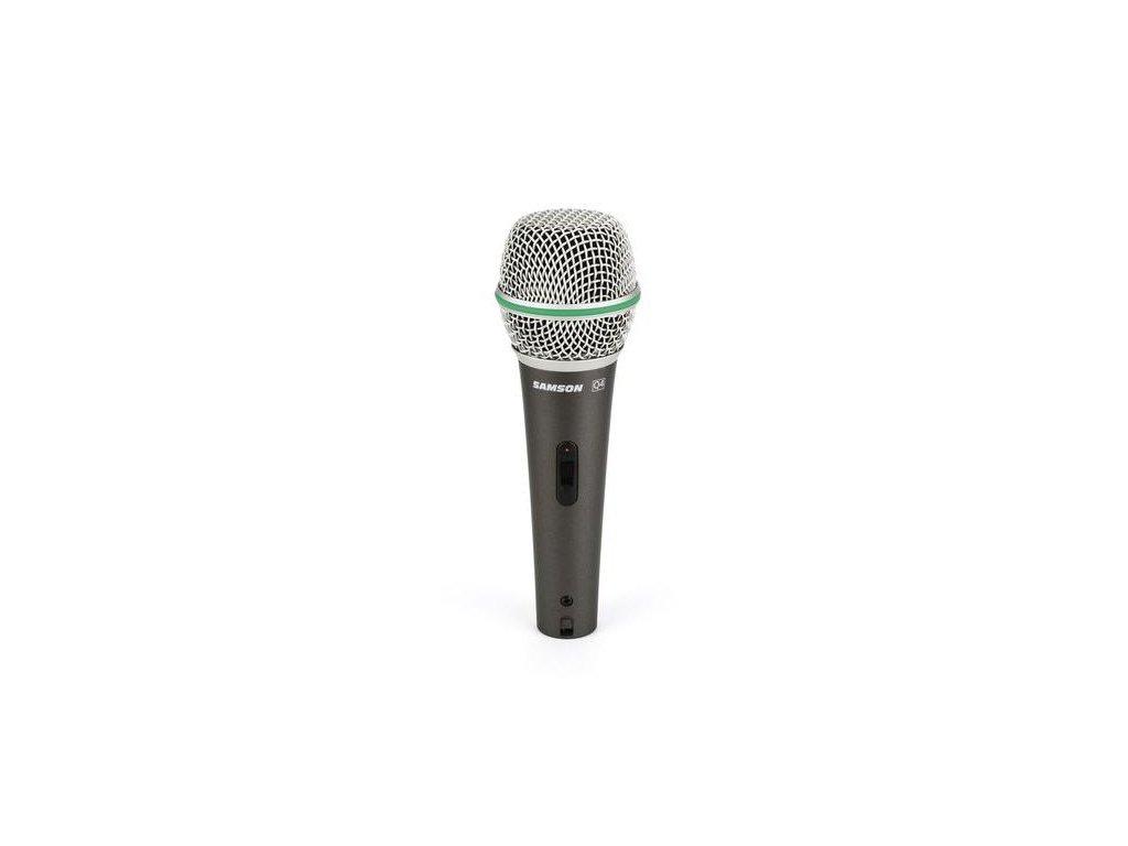 Q4 - dynamický mikrofon