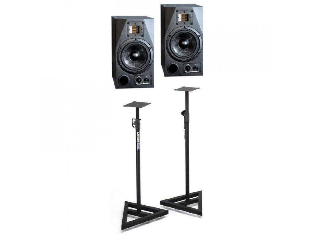 MS200 - stojan na studiové monitory