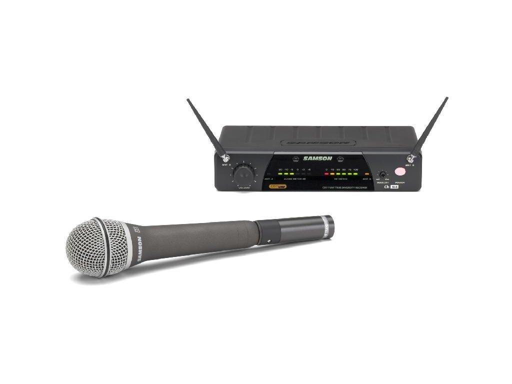 SW7ASHX - bezdrátový mikrofonní systém