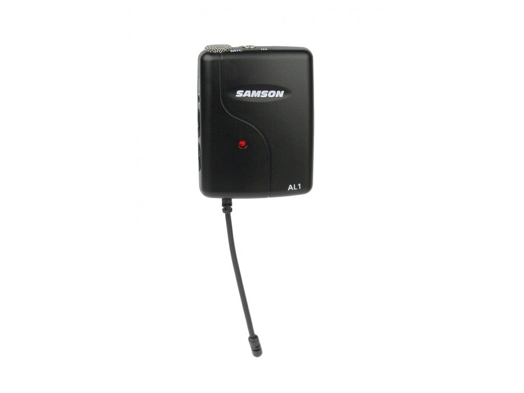 SW7ASLL - bezdrátový mikrofonní systém