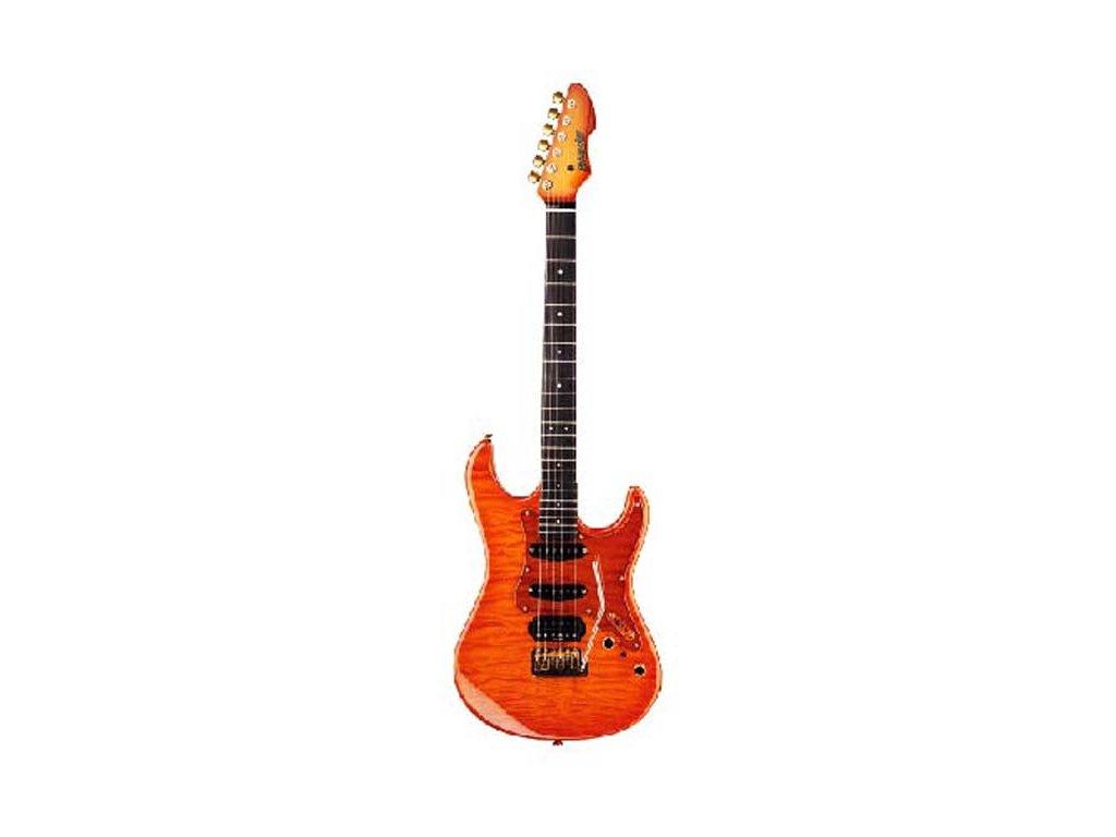 CA-Custom CC - Elektrická kytara