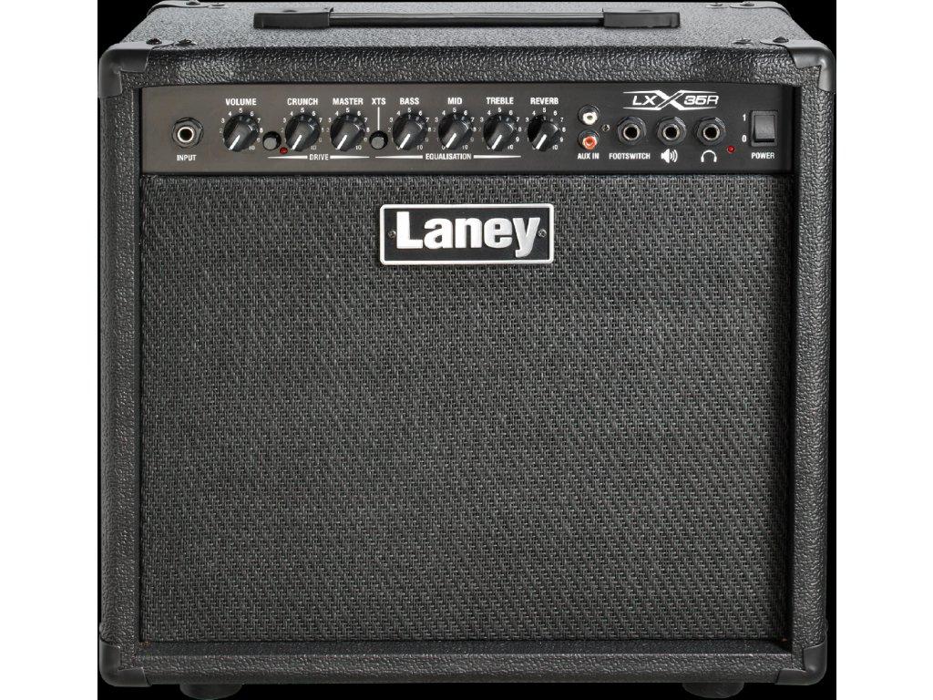 LX35R BLACK - kytarové kombo