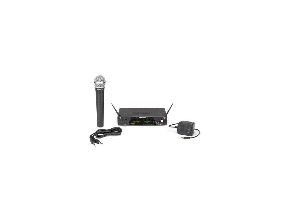 SW77SH05 - bezdrátový mikrofonní systém
