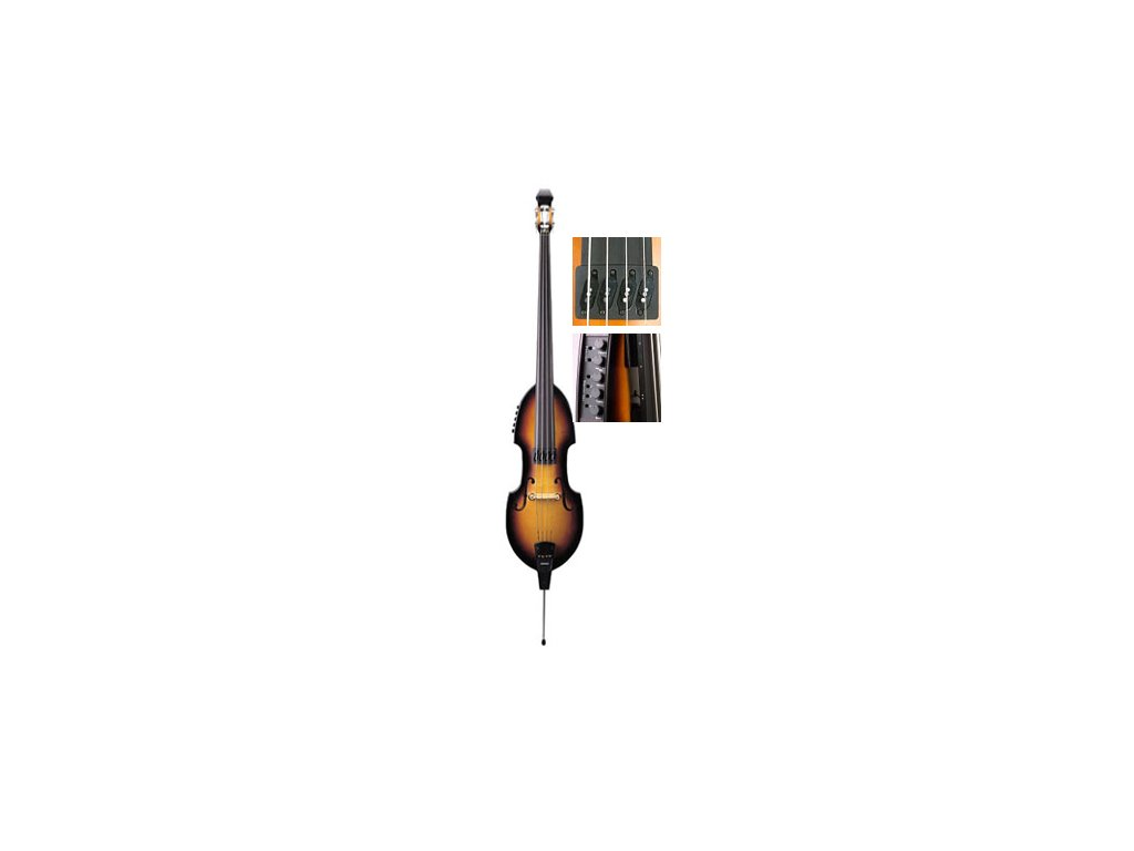 SWB 04 elektrický kontrabas