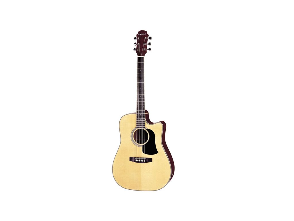 AW 35CE elektro akustická kytara