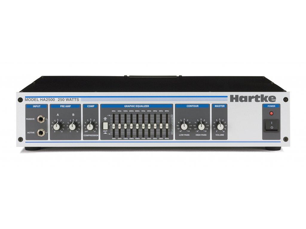 HA2500 - basový zesilovač