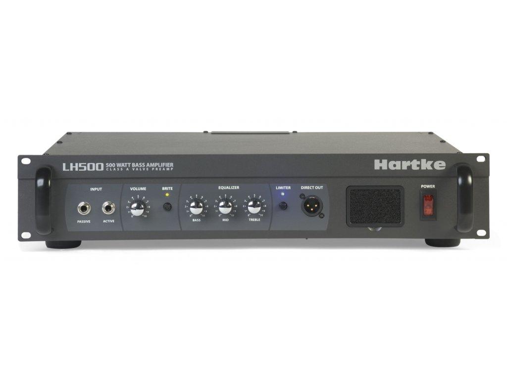 LH500 - basový zesilovač
