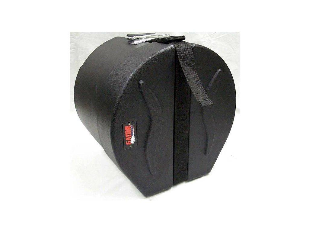 GPR-2418BD - pevný obal na basový buben z polyetylénu s polstrovanou vložkou 24x18