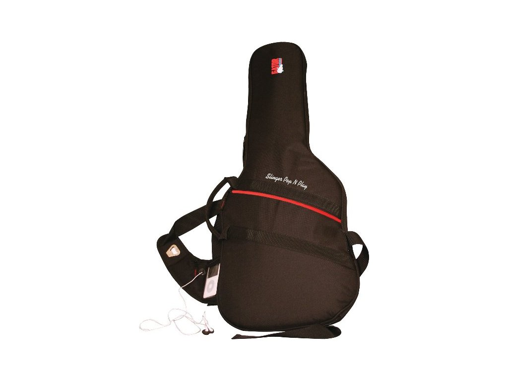 G-SLING-PNP-ELE - polstrovaný obal pro elektrickou kytaru