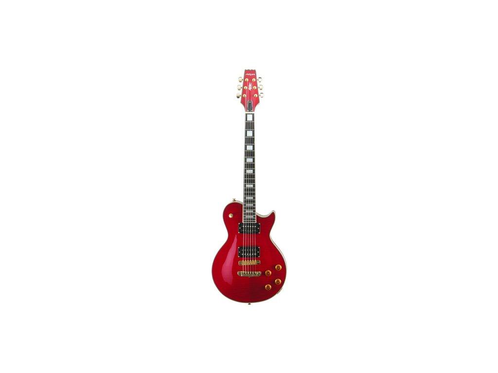 PE-DLX2 - elektrická kytara