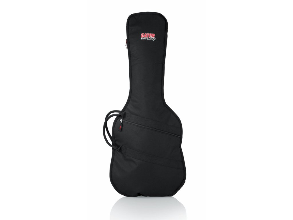 GBE-MINI-ELEC - polstrovaný obal pro 1/2 a 3/4 elektrickou kytaru