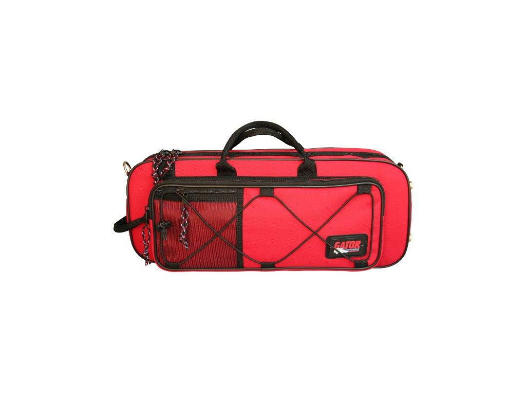 GL-Trump-Red -A - lehký kufr pro trubku