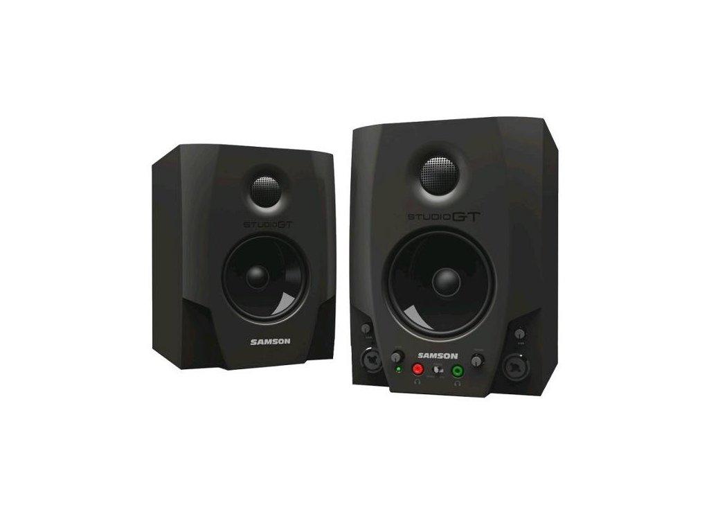 STUDIO GT - studiové monitory