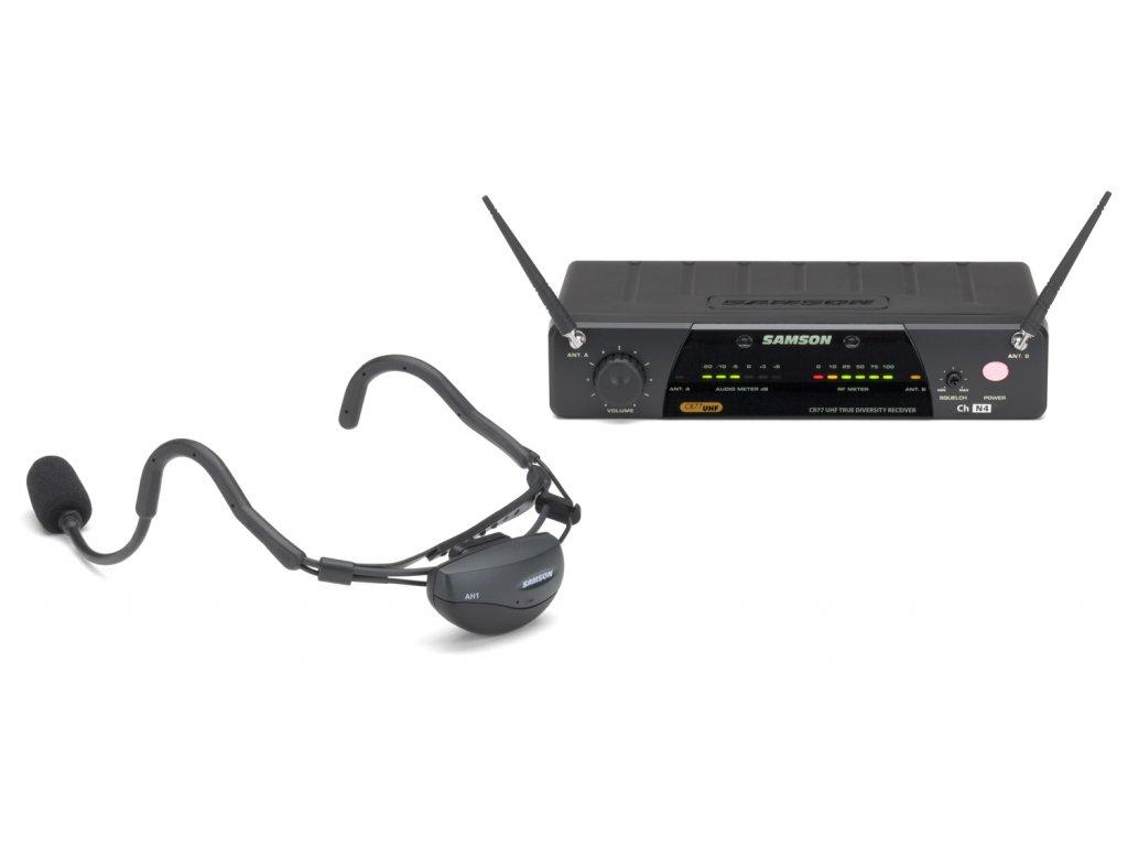 SW7ASCE - Bezdrátový hlavový systém