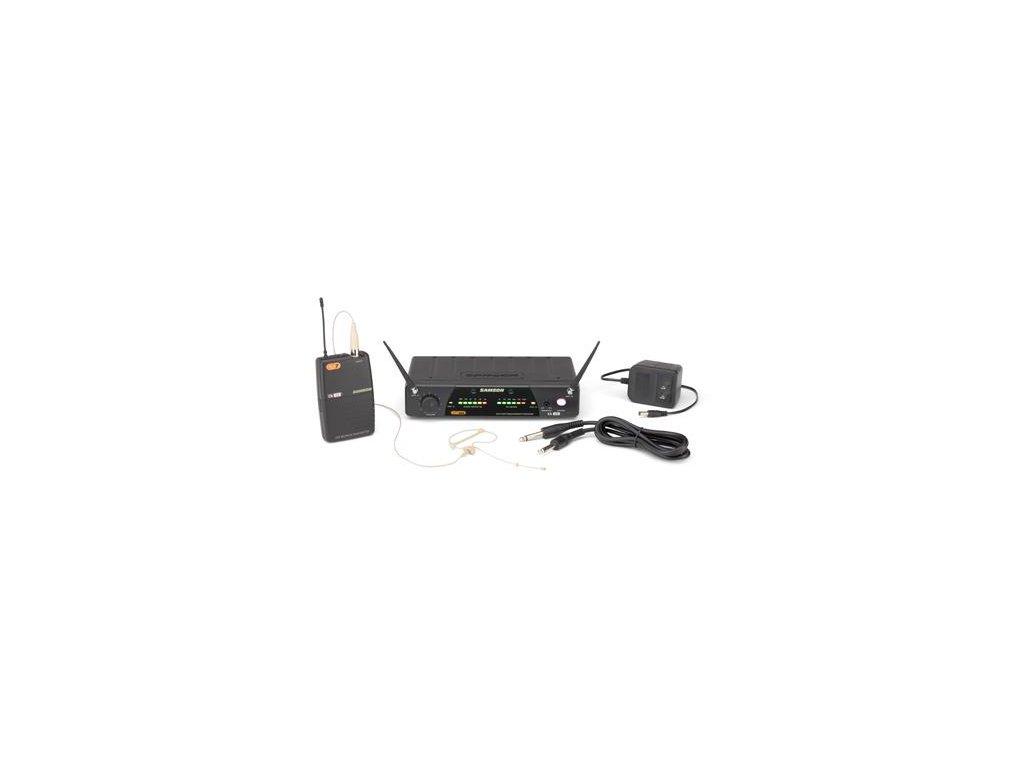 SW77SCS - bezdrátový systém s hlavovým mikrofonem
