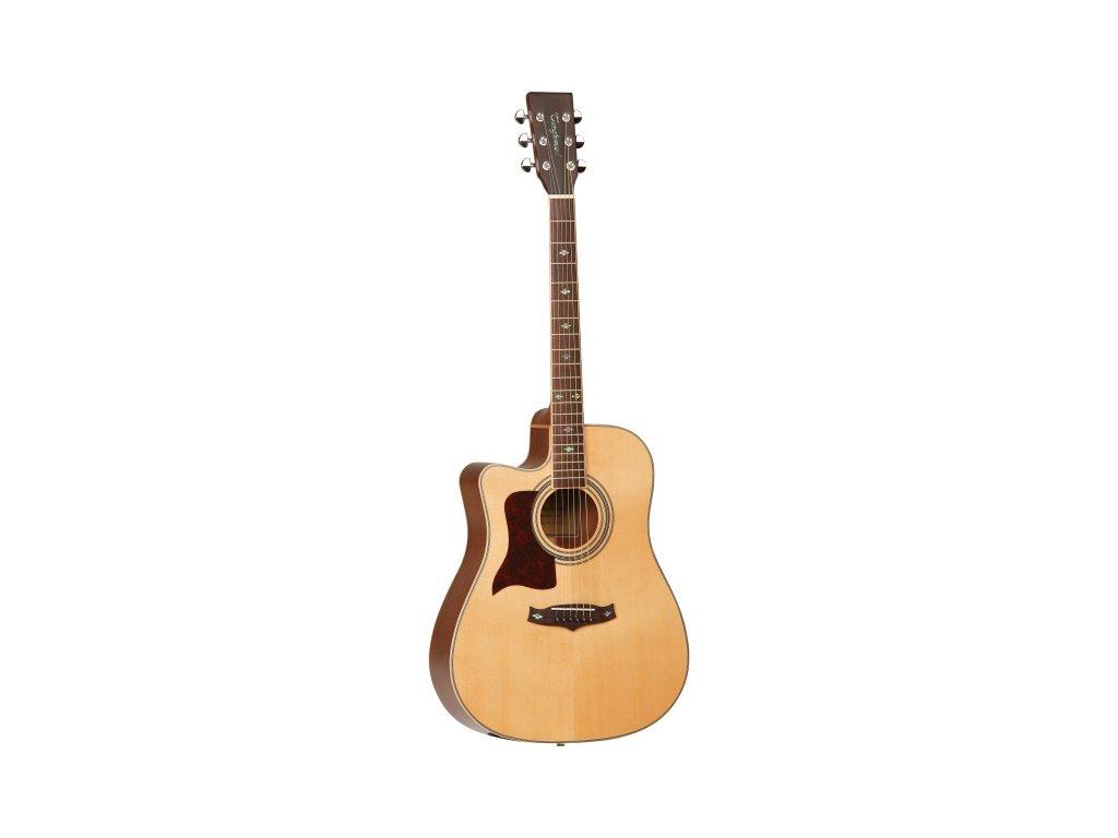 TW 115 AS-CE LH - akustická kytara pro leváky