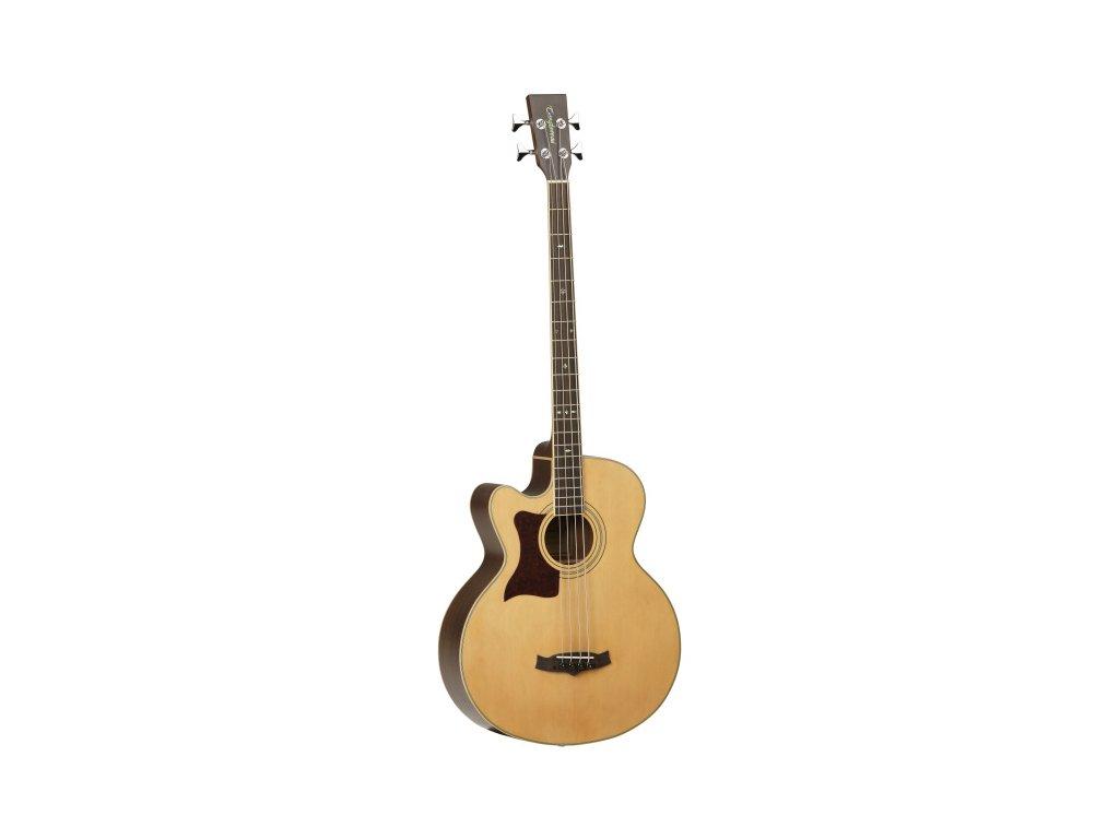 TW 155 A/Bass LH - elektroakustická baskytara pro leváky