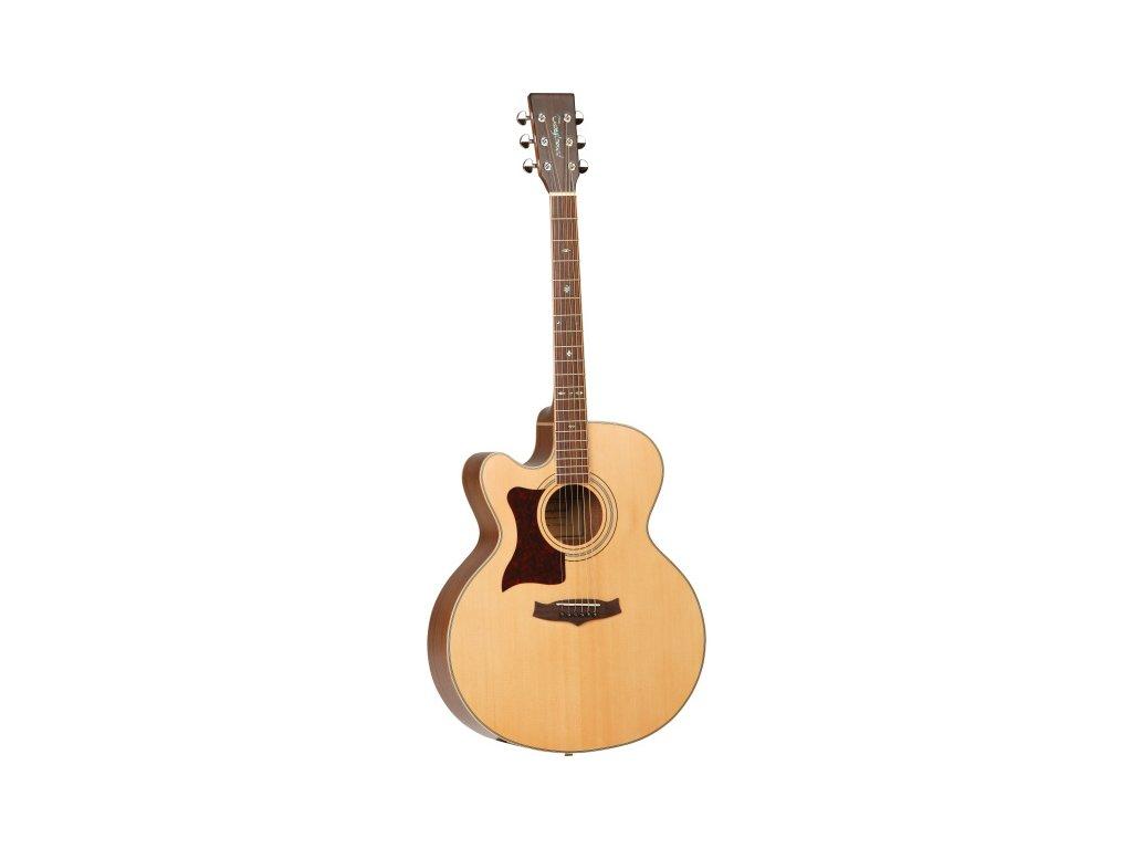 TW 155 AS LH - elektroakustická kytara pro leváky