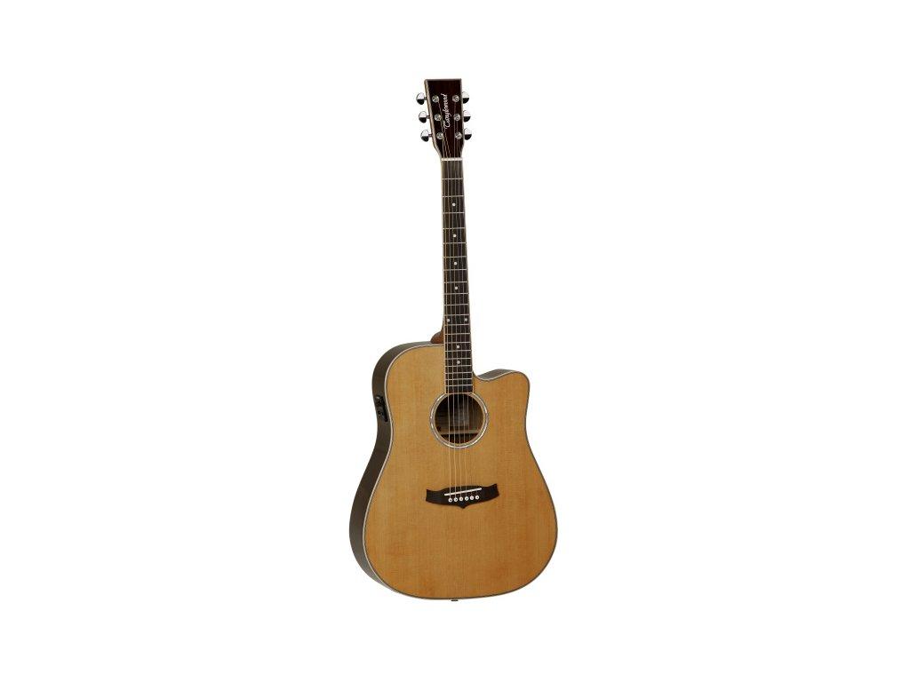 TW28 CSR CE - elektroakustická kytara
