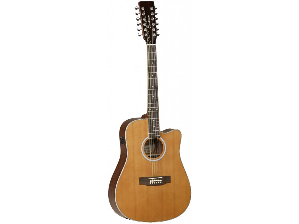 TW28/12 CLN CE - elektro-akustická kytara