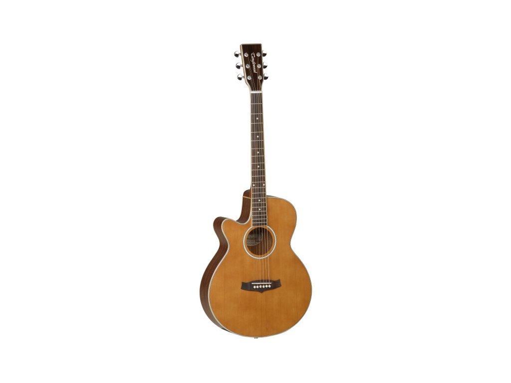 TSF CE N LH - elektroakustická kytara pro leváky