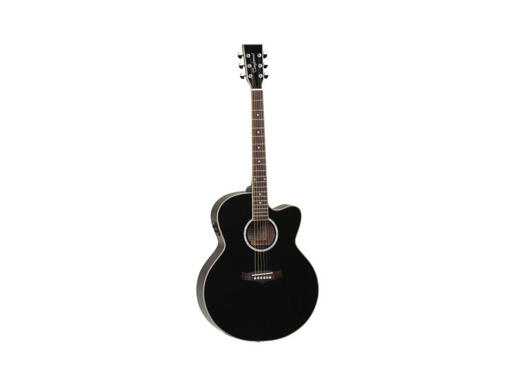 TSJ CE BK  - elektroakustická kytara