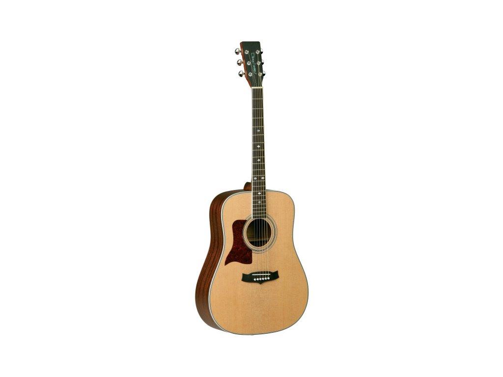 TW 15 NS B LH - elektroakustická kytara pro leváky