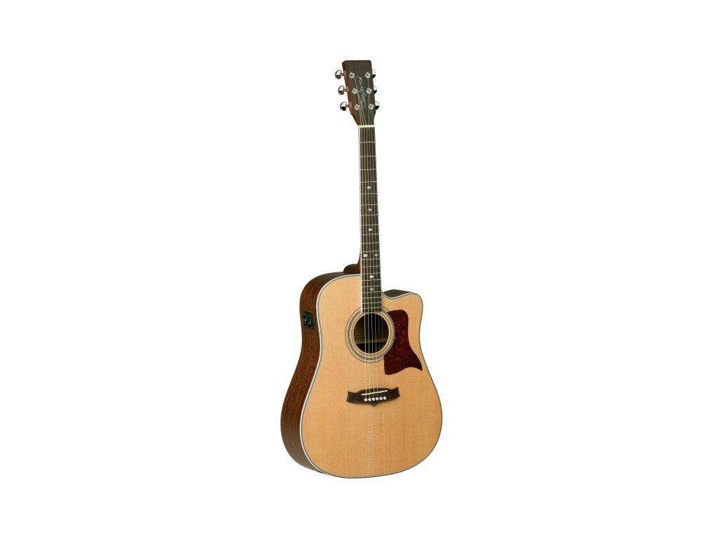 TW 15 NS C B  - elektroakustická kytara