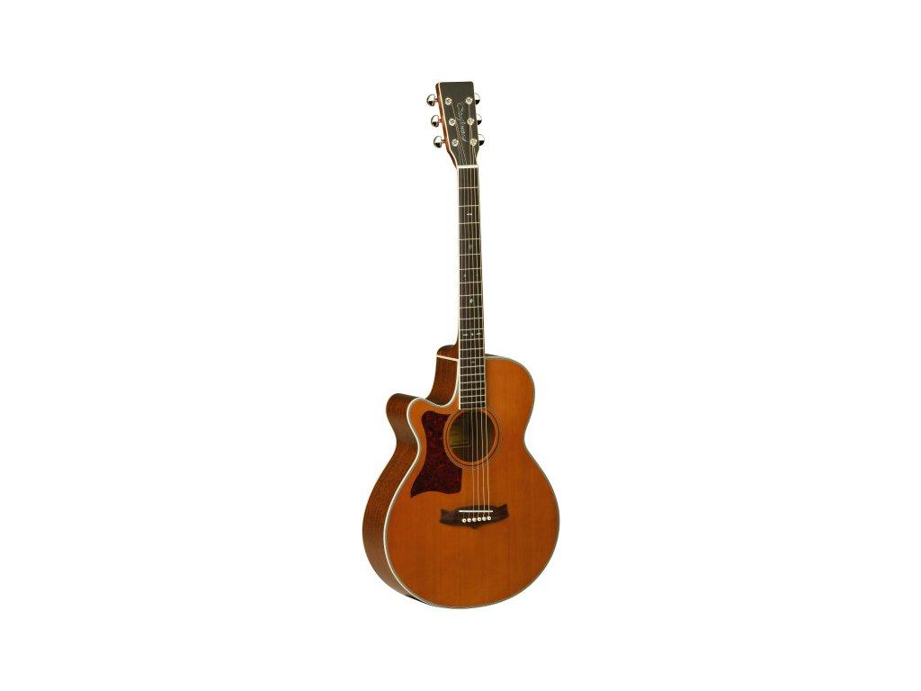 TW 45 NS B LH - akustická kytara pro leváky