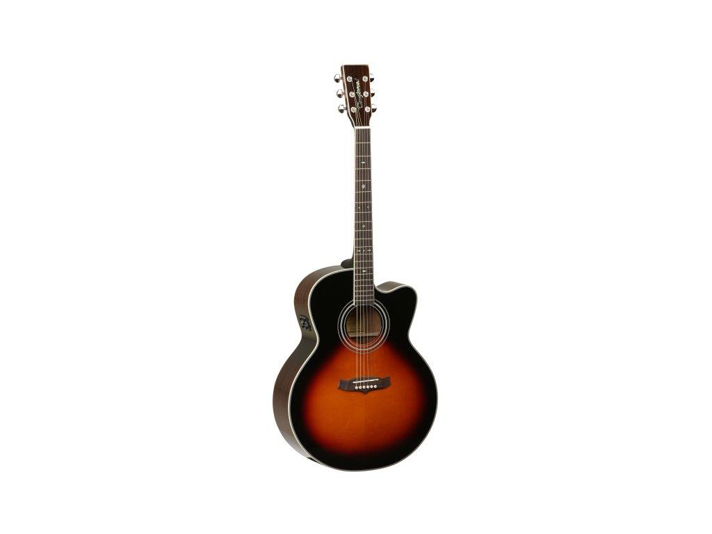 TW 55 VS B - elektroakustická kytara