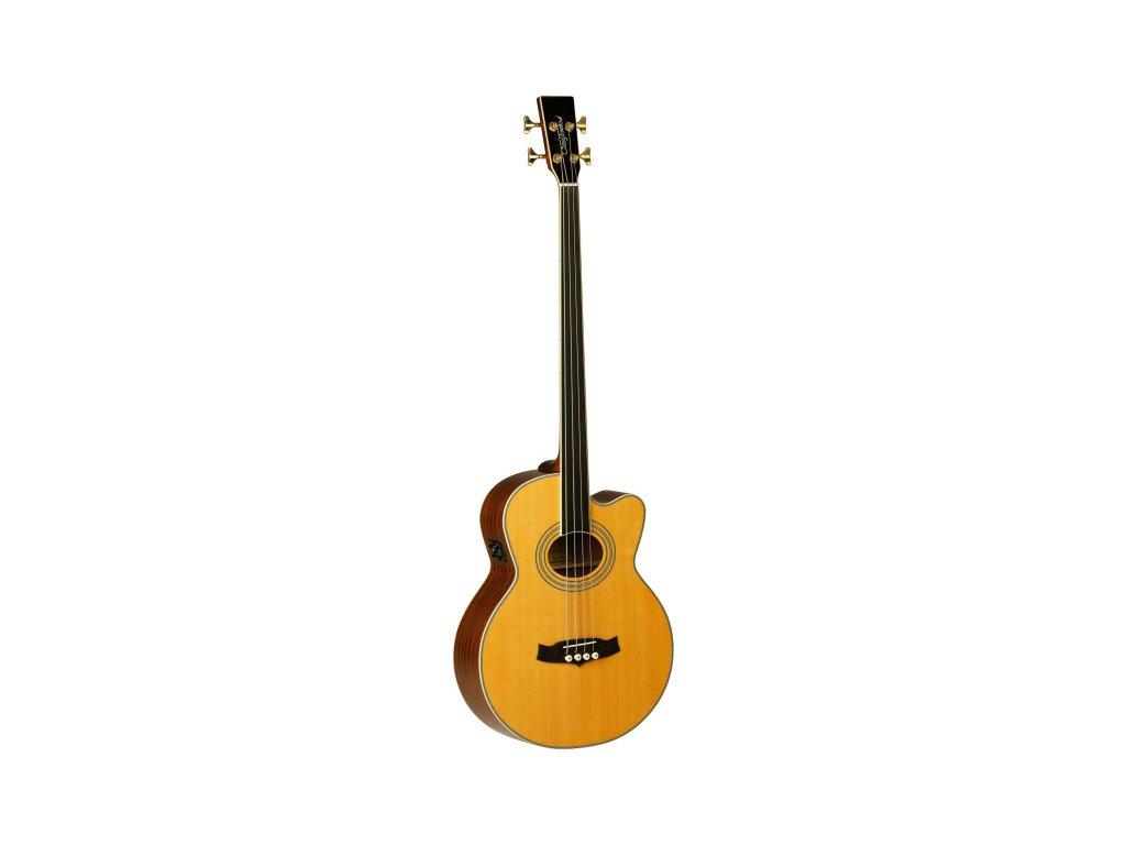 TW 55 A/BASS FR B - akustická basová kytara