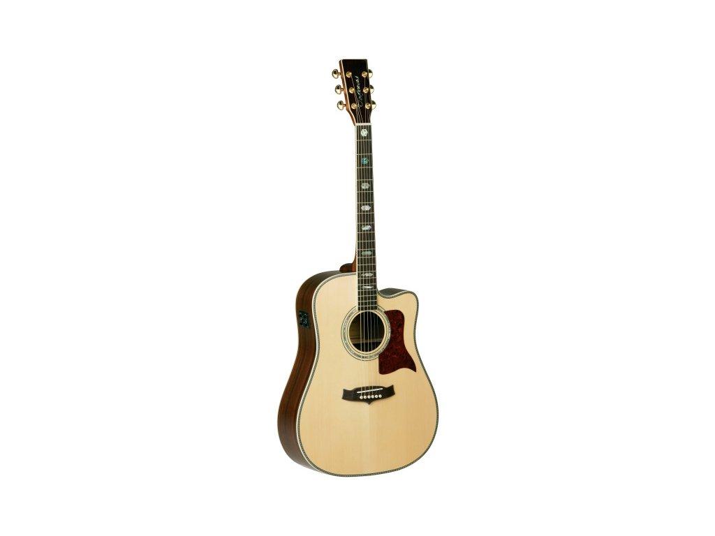 TW 1000 C B  - elektroakustická kytara
