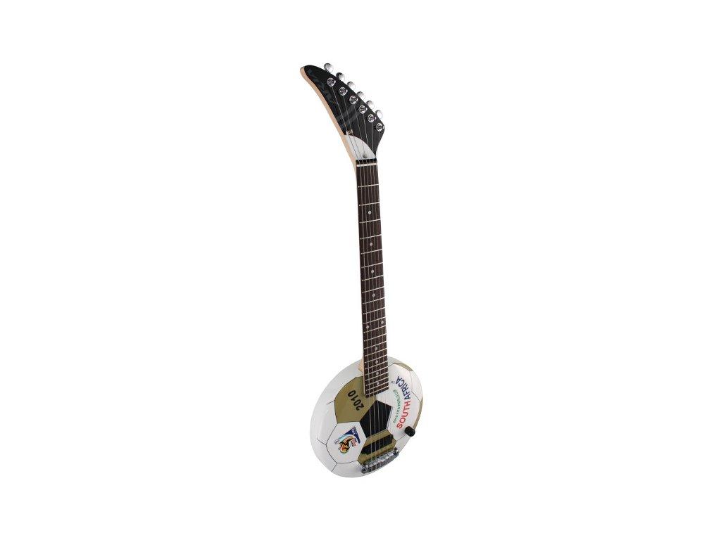 GR-2010 - elektrická kytara ve tvaru fotbalového míče