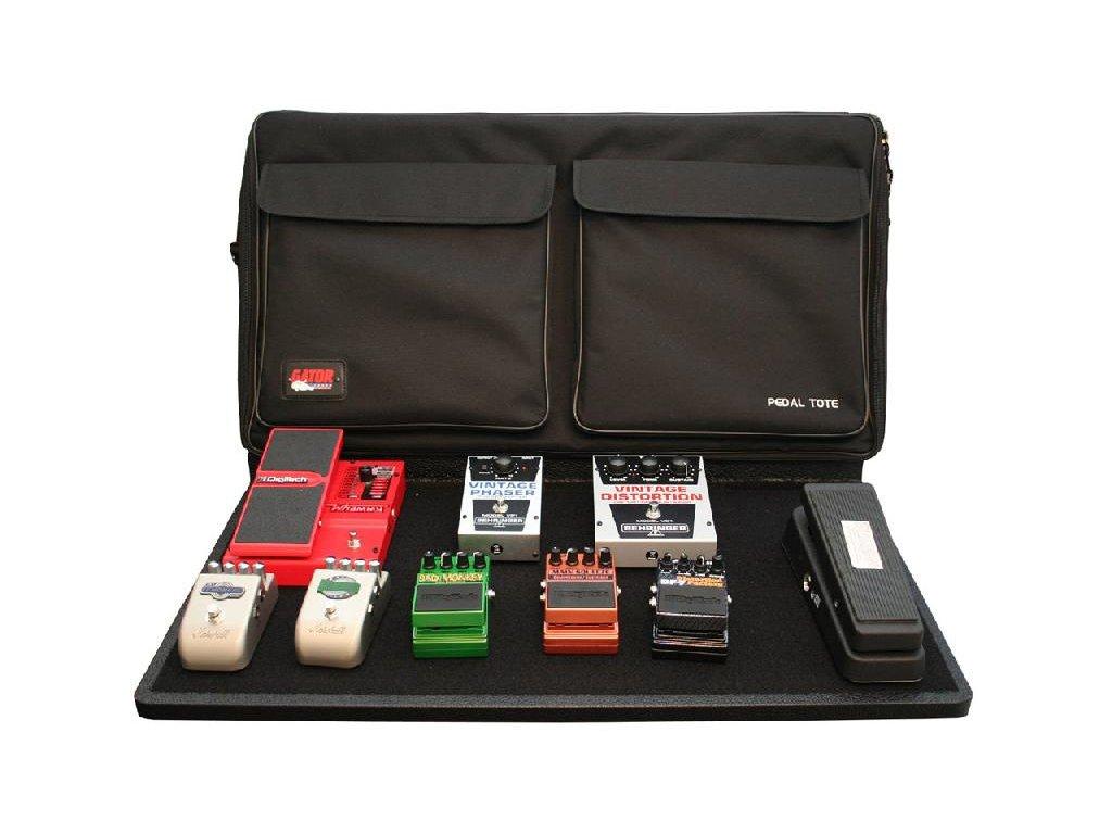 GPT-PRO-PWR-CE - pedal board