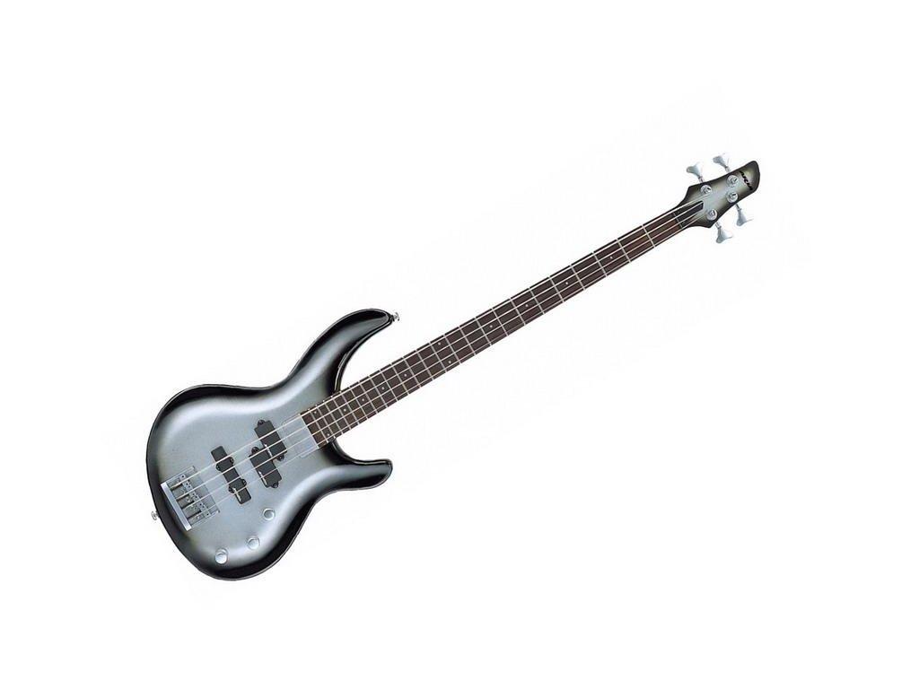 Aria IGB50 MRS - basová kytara-zboží bylo vystaveno na prodejně