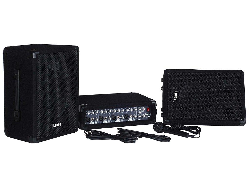 CDPA-1 - ozvučovací  systém