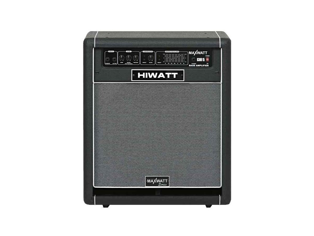 B300 /15 MARK II - basové kombo