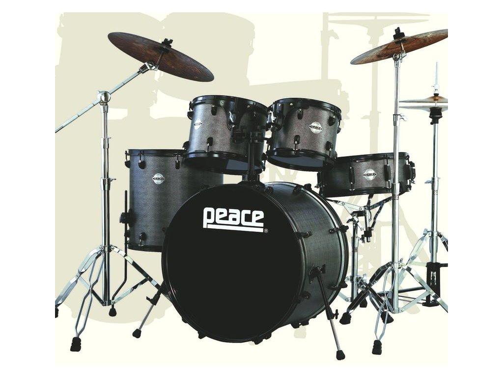DP-210BK - bicí souprava