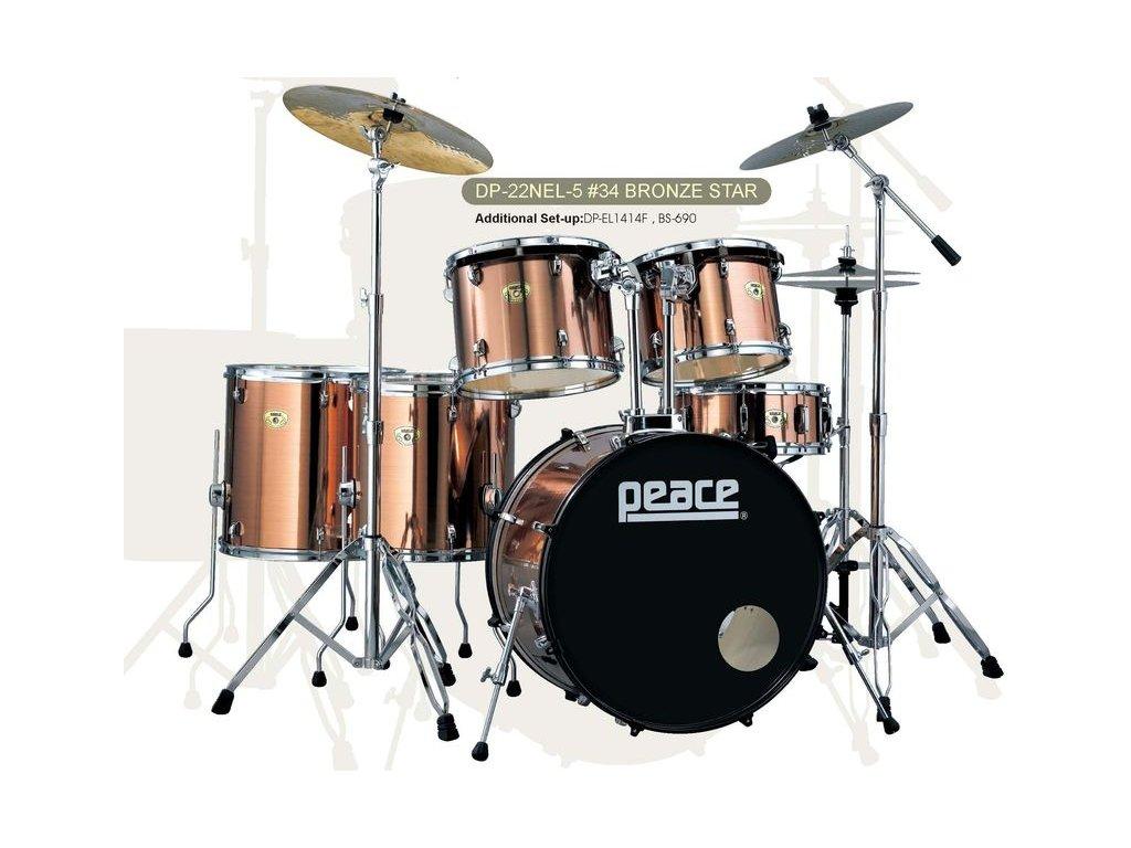 DP-22NEL-5 - bicí souprava
